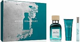 Kup Adolfo Dominguez Agua Fresca Citrus Cedro - Zestaw (edt 120 ml + sh/gel 75 ml + edt 10 ml)