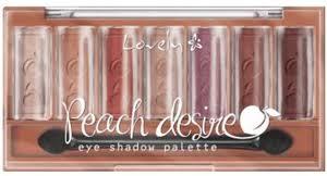 Paletka cieni do powiek - Lovely Peach Desire — фото N1