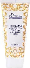 Kup Nabłyszczająca maska do włosów z żółtkiem - Dr. Derehsan Hair Mask Egg Yolk