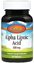 Kup Kwas alfa-liponowy, 300 mg - Carlson Labs Alpha Lipoic Acid