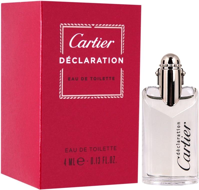 Cartier Declaration - Woda toaletowa (mini) — фото N1