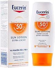 Kup Ekstralekki lotion ochronny do ciała SPF 50 - Eucerin Sun Protection Lotion Extra Light
