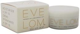 Kup Nawilżający krem do twarzy SPF 15 - Eve Lom Moisturiser Cream SPF15