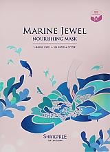 Kup Odżywcza maseczka w płachcie do twarzy - Shangpree Marine Jewel Nourishing Mask