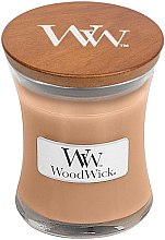 Kup Świeca zapachowa w szkle - WoodWick Golden Milk
