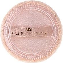 Kup Puszek do pudru, 6494, beżowy - Top Choice