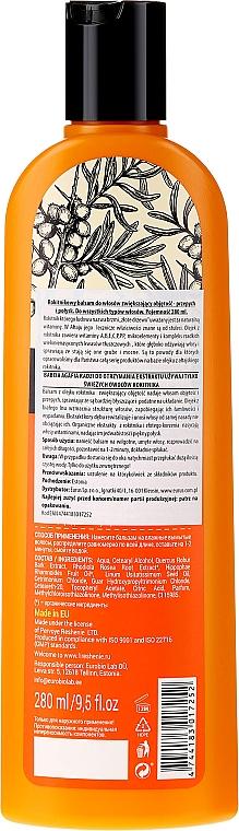 Rokitnikowy balsam zwiększający objętość włosów Puszystośc i blask - Receptury Babci Agafii Rokitnik Agafii — фото N2
