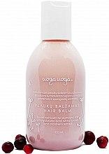 Kup Balsam regenerujący do włosów zniszczonych z kwasem hialuronowym - Uoga Uoga Hyaluronic Acid Damaged Hair Balm