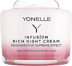 Kup Odżywczy krem infuzyjny na noc - Yonelle Infusion Rich Night Cream