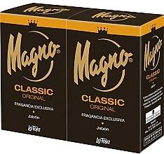 Kup Zestaw - Marine Magno Classic Bar Soap (soap 2 x 125 g)