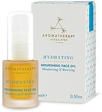 Kup Odżywczy olejek do twarzy - Aromatherapy Associates Hydrating Nourishing Face Oil