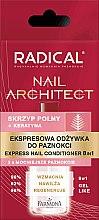Kup Ekspresowa odżywka do paznokci 8 w 1 - Farmona Radical Nail Architect Express 8in1