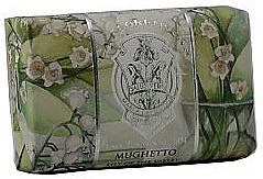 Kup Naturalne mydło w kostce Konwalia - La Florentina Lily of The Valley Bath Soap