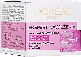 Kup Krem nawilżający na dzień do skóry suchej i wrażliwej - L'Oreal Paris Triple Active Day