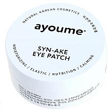 Kup Płatki pod oczy z peptydem węża - Ayoume Syn-Ake Eye Patch