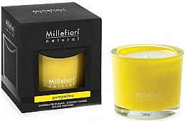 Kup Świeca zapachowa - Millefiori Milano Natural Candle Pompelmo