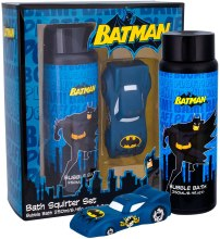Kup DC Comics Batman - Zestaw (bath/foam/250ml + toy)