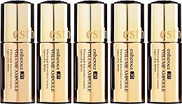 Kup Zestaw serum do twarzy, Odnowa komórkowa skóry - Deoproce Serum 3D Ampoule (Serum 18mlx5)