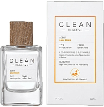 Kup Clean Reserve Solar Bloom - Woda perfumowana