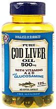 Kup Suplement diety Olej z wątroby dorsza i glukozamina - Holland & Barrett Cod Liver Oil and Glucosamine
