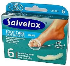 Kup Plastry opatrunkowe na stopy, 6 szt. - Salvelox Foot Care Small Plasters