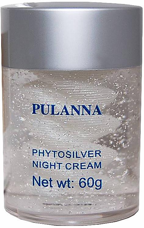 Zestaw - Pulanna Phytosilver (eye/cr/21g + f/cr/2x60g + f/ton/60g + cl/milk/90g) — фото N7