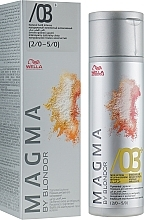 Kup PRZECENA! Rozjaśniacz pigmentowy w proszku - Wella Professionals Magma by Blondor*