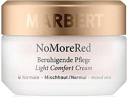 Kup Kojący krem do cery mieszanej - Marbert Anti-Redness Care NoMoreRed Light Comfort Cream