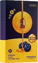 Kup Odżywcza maska z jagodami i miodem na noc - Frudia Blueberry Honey Overnight Mask