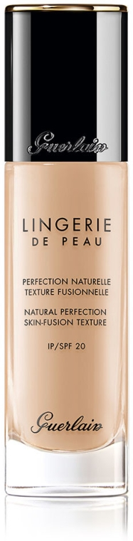 Lekki podkład korygujący SPF 20 - Guerlain Lingerie de Peau Natural Perfection Skin-Fusion Texture