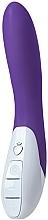 Kup Wibrator silikonowy, fioletowy - Mystim Elegant Eric Deep Purple