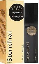 Kup Globalne serum przeciwstarzeniowe do twarzy - Stendhal Pur Luxe Total Anti-Aging Serum