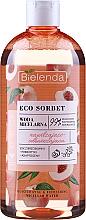 Kup Nawilżająco-odżywiająca woda micelarna - Bielenda Eco Sorbet Moisturizing&Refreshing Micellar Water