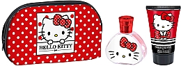 Kup Koto Parfums Hello Kitty Baby - Zestaw (edt 50 ml + b/lot 50 ml + pouch)