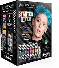 PRZECENA! Zestaw - Osmo Color Psycho Starter Kit (7xc/cr/150ml + tamer/250ml) * — фото N1