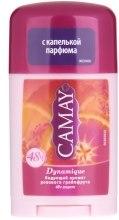 Kup Dezodorant-antyperspirant w sztyfcie - Camay Dynamique