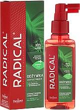 Kup Wzmacniająca odżywka do włosów osłabionych i wypadających - Farmona Radical