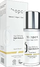 Kup Przeciwstarzeniowy krem do twarzy na dzień - Yappco Age Defying Moisturizer Night Cream