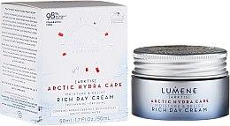 Kup Bogaty nawilżający krem do twarzy - Lumene Arctic Hydra Moisture Relief Cream