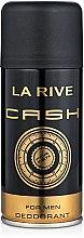 Kup La Rive Cash - Perfumowany dezodorant w sprayu dla mężczyzn
