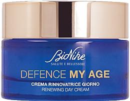 Kup Regenerujący krem do twarzy - BioNike Defence My Age Renewing Day Cream