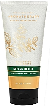Kup Krem do stóp Eukaliptus i mięta - Bath and Body Works Stress Relief Eucalyptus Spearmint Conditioning Foot Cream