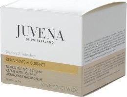 Odżywczy krem do skóry normalnej i suchej na noc - Juvena Rejuvenate Nourishing Night Cream Normal To Dry Skin — фото N2