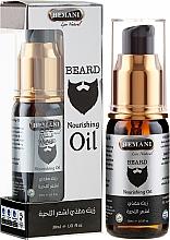 Kup Odżywczy ziołowy olejek do pielęgnacji brody - Hemani Oh Mah Beard Beard Oil Natural