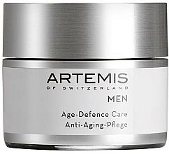 Kup Kompleksowy krem przeciwstarzeniowy - Artemis of Switzerland Men Age Defense Care