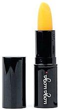 Naturalny balsam do ust z olejem z rokitnika - Uoga Uoga Natural Lip Balm With Sea-Buckthorn Oil — фото N2
