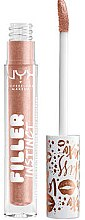 Kup Błyszczyk do ust - NYX Professional Makeup Filler Instinct Plumping Lip Polish