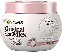 Kup Ochronna maska do włosów z mlekiem owsianym - Garnier Original Remedies Protective Hydrating Mask