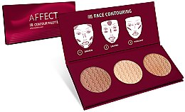 Kup Paletka do konturowania twarzy - Affect Cosmetics Contour Palette