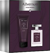 Kup Allvernum Pepper & Lavender - Zestaw (edp/100ml + sh/gel/200ml)